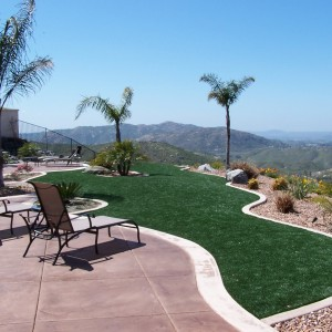 Las Vegas Nevada Putting Greens Backyard Synthetic Grass | Southwest ...